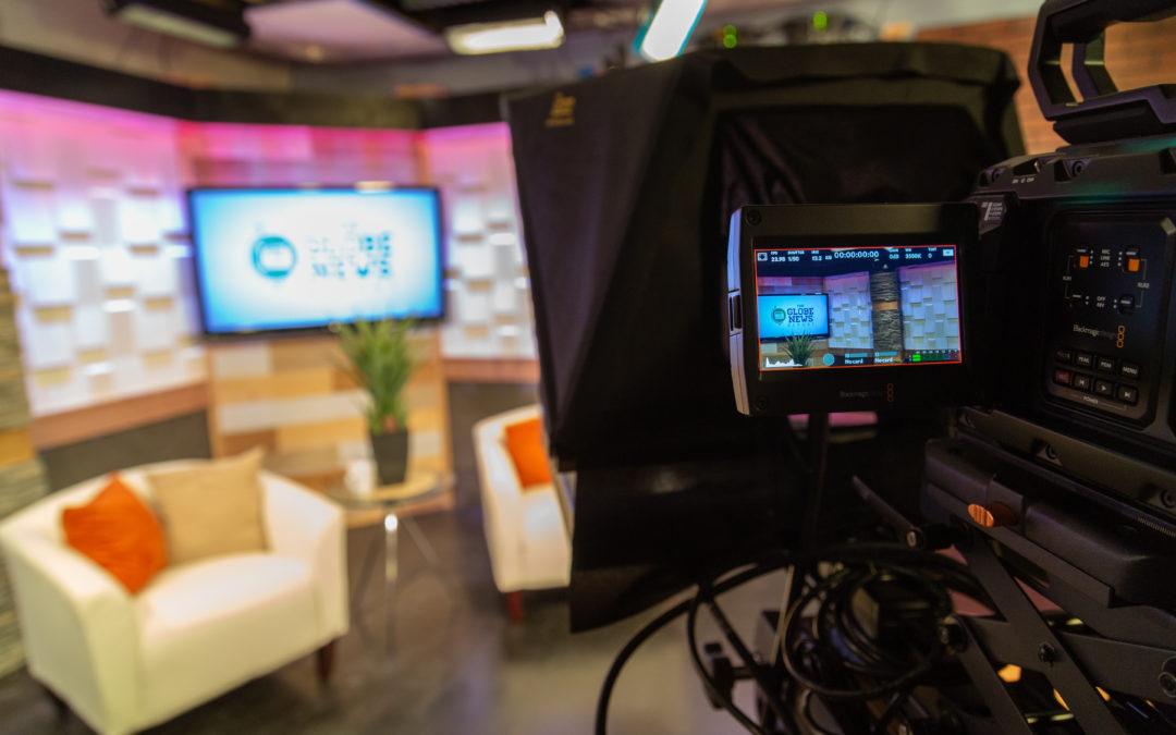 All New Globe Website & Globe TV Launch Feb. 11th