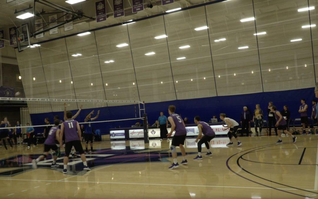 Goshen College Men's Volleyball
