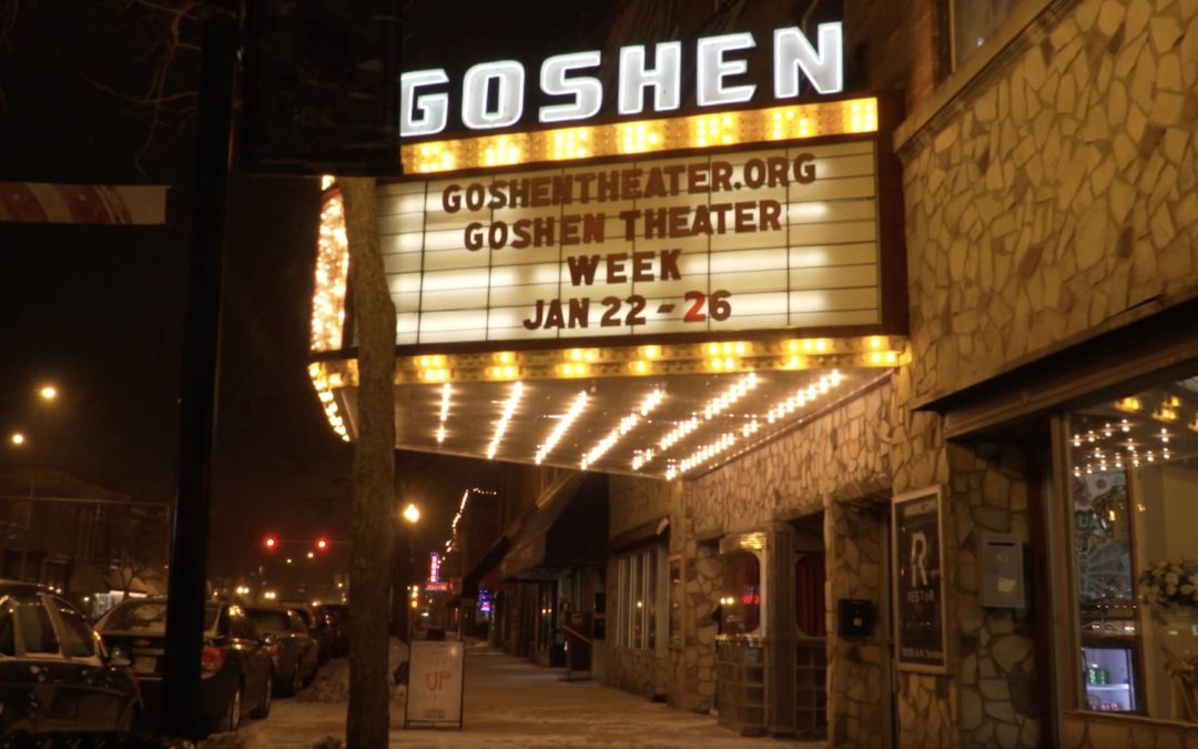 Goshen Theater Nears Goal