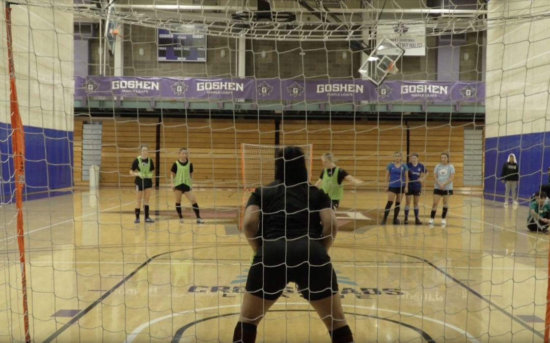 Futsal Tournament Brings Soccer Indoors