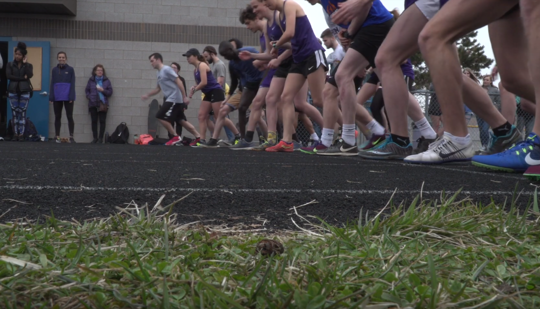 Intrasquad Track Meet
