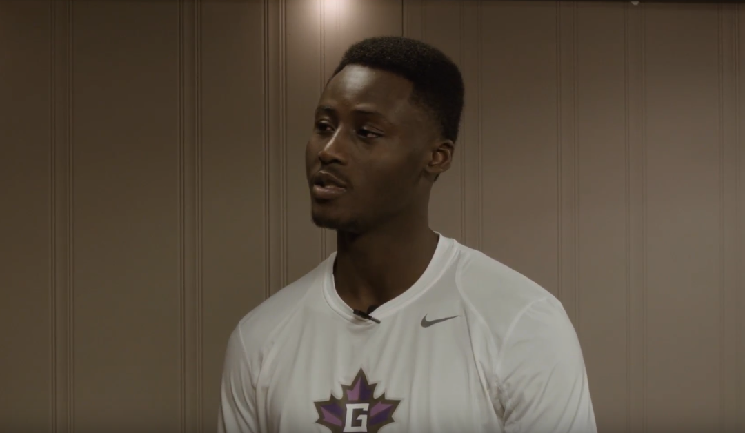 Maple Leaf Athlete of the Week: Alhassan Barrie