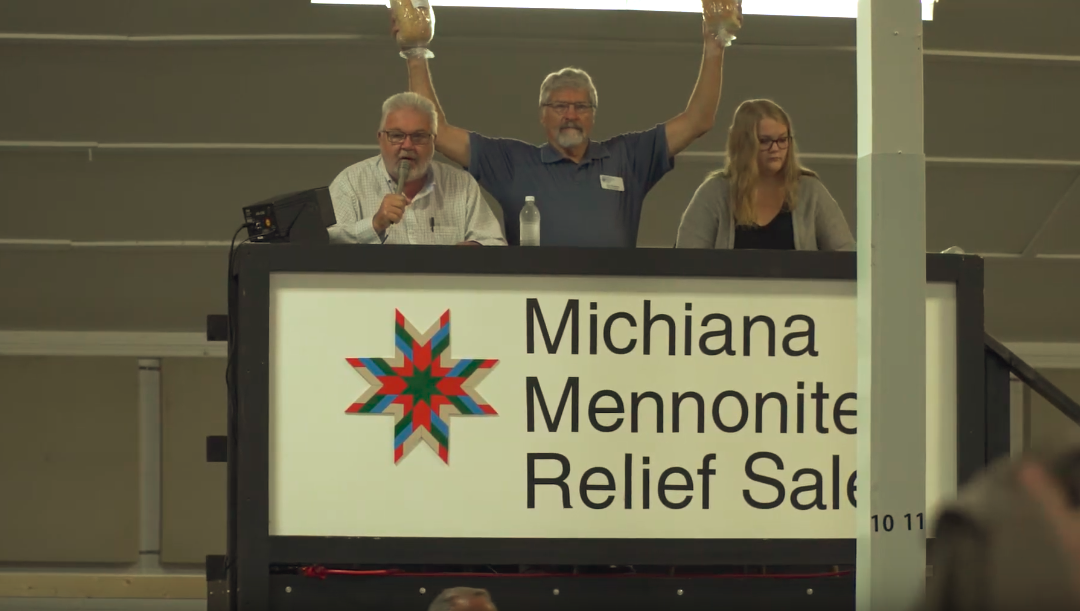 Michiana Comes Together To Raise Money For Relief