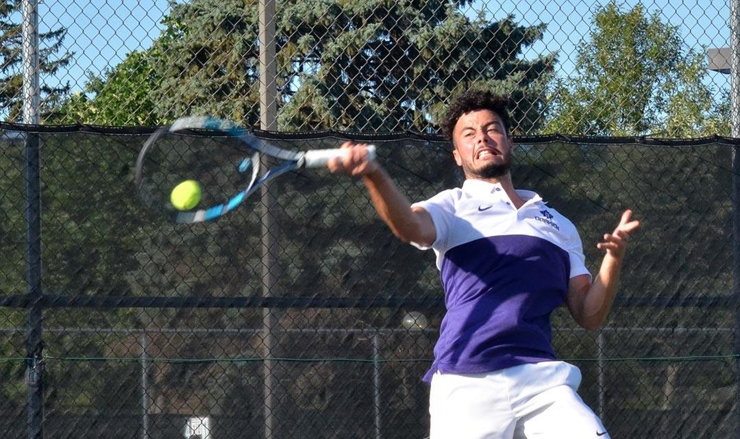 Men's Tennis Looking To Bounce Back