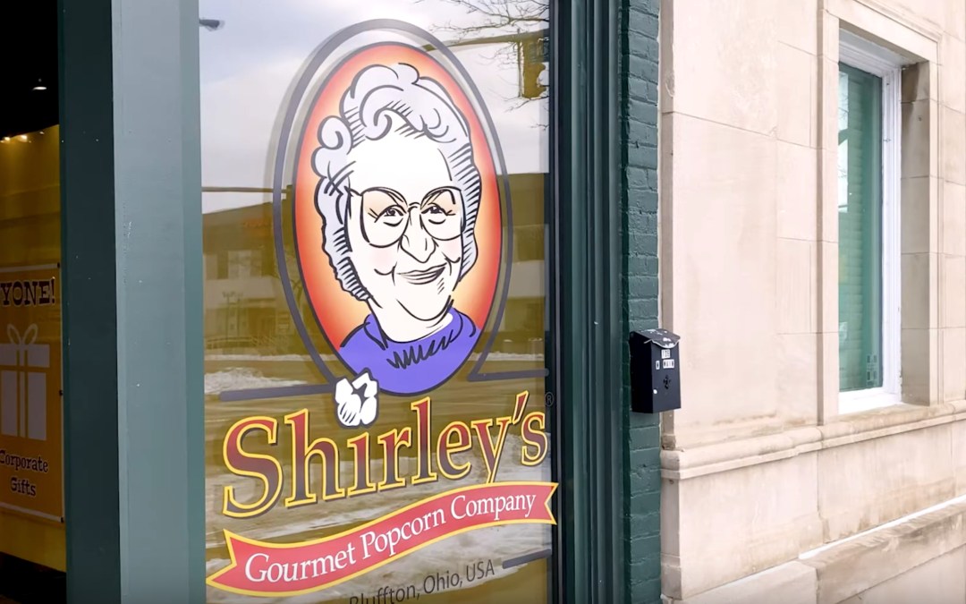 Shirley's Celebrates National Popcorn Day