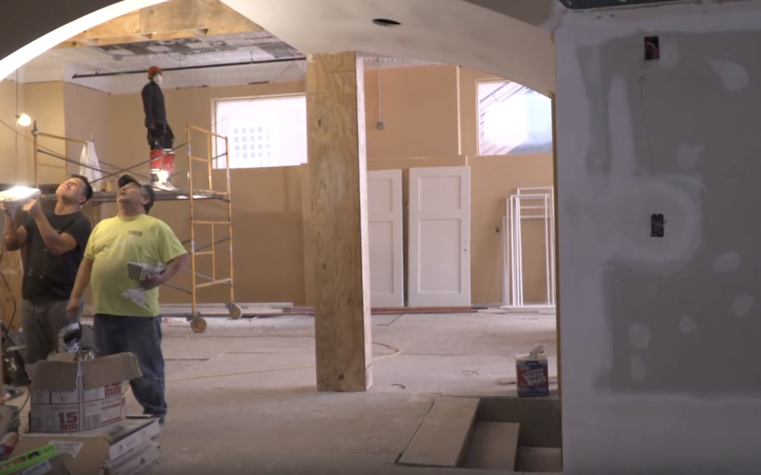Renovations Coming to the Goshen Theater Have Changed Slightly