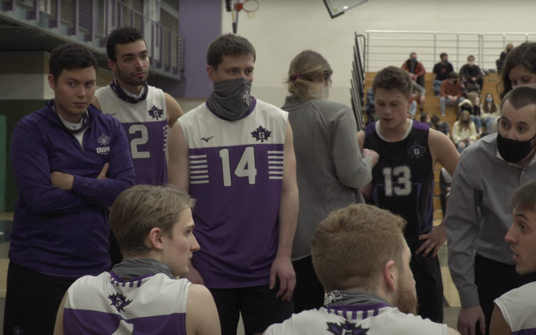 Seniors lead men's volleyball to new heights