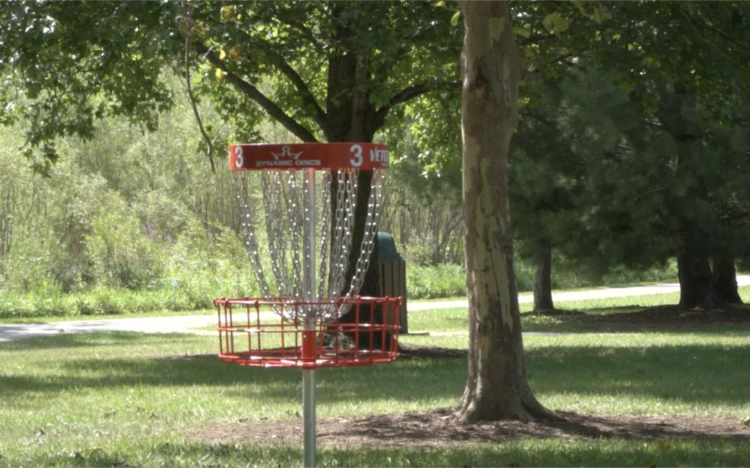 Disc Golf Craze in Goshen