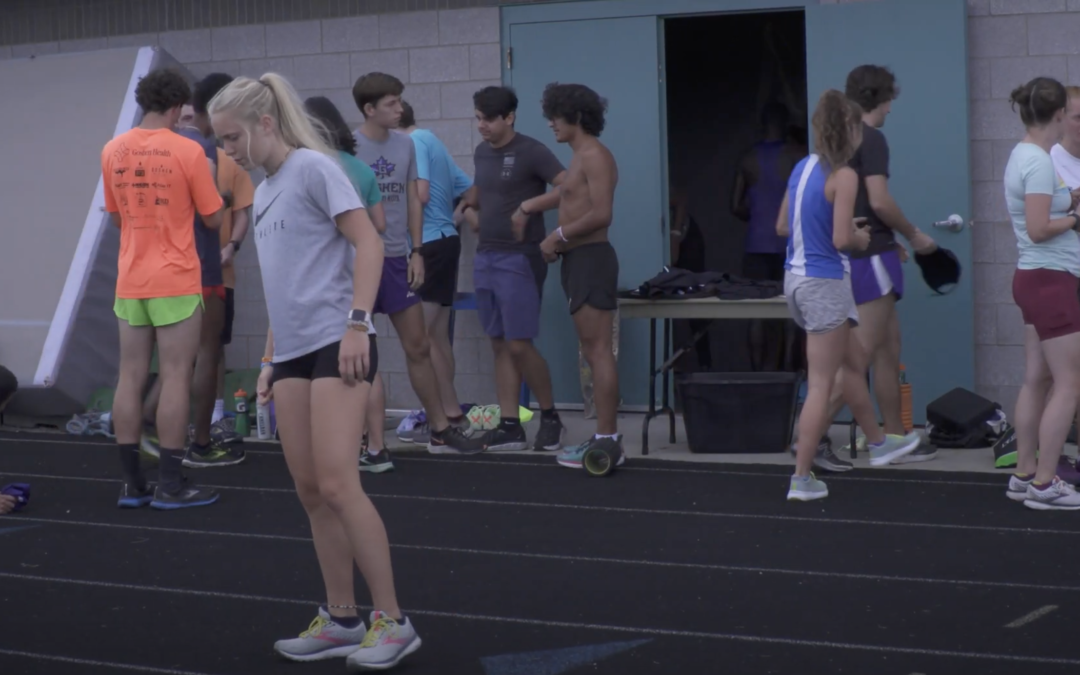 Cross Country Keeps on Running
